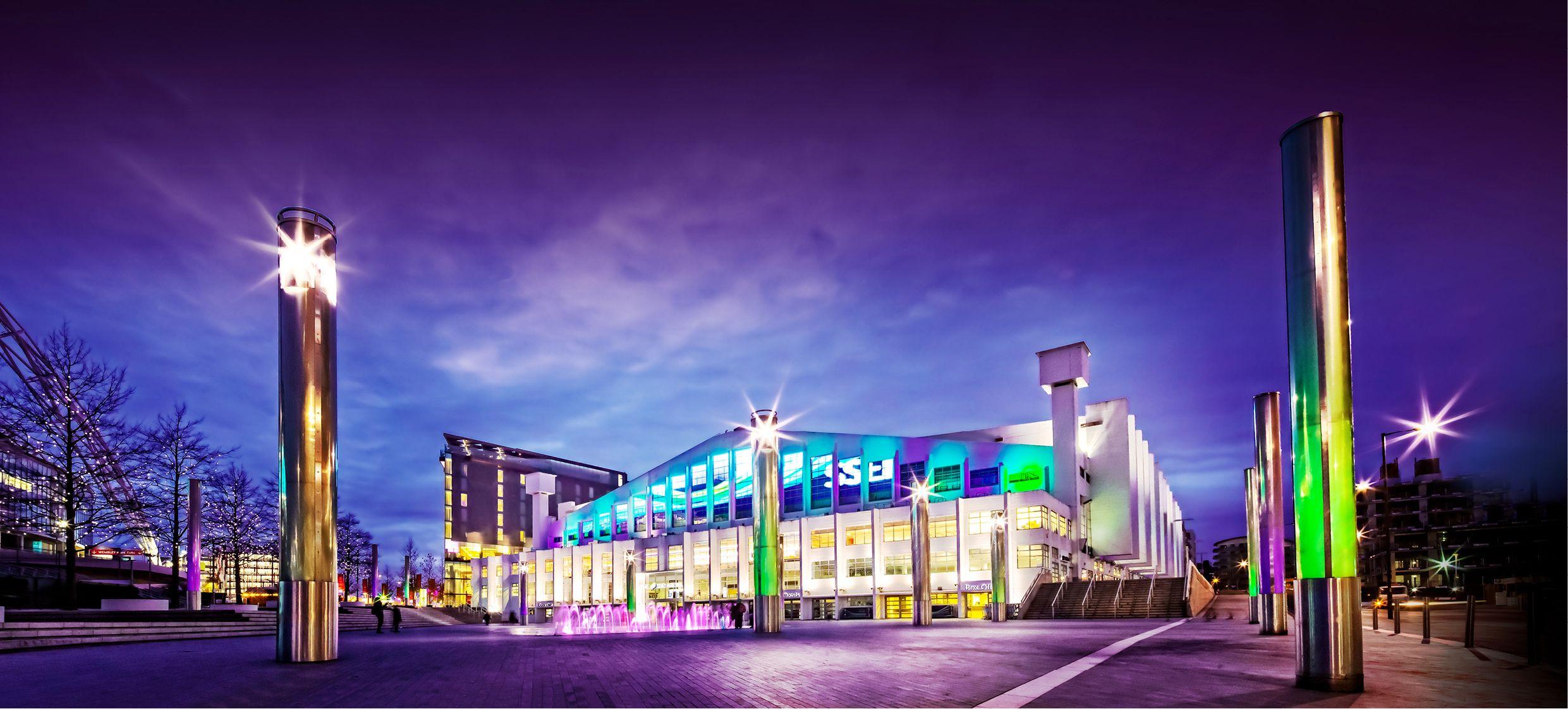 SSE Arena - Landscape