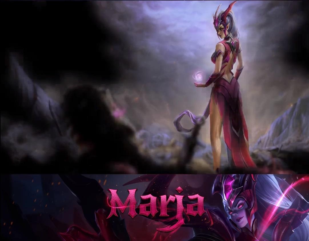 ประวัติของ Marja ศัตรูของ Ilimia ที่น่าสนใจมากๆ