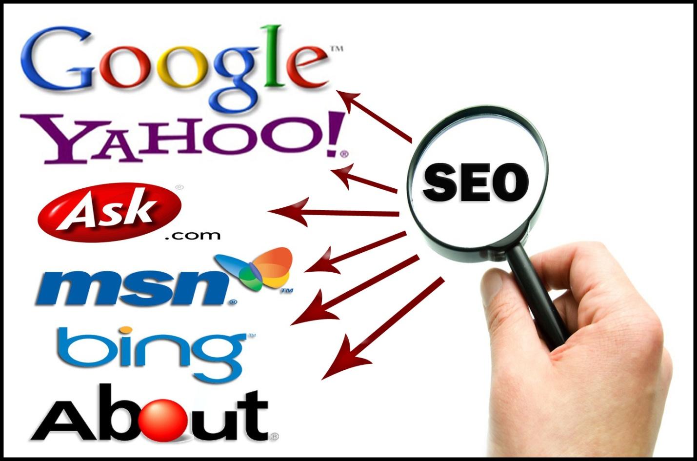 เสิร์ชเอนจิน Search Engines
