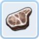 Desert Wolf Meat