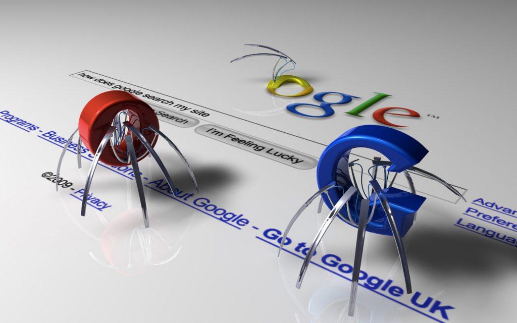 การเก็บรวบรวมข้อมูล แมงมุม หรือ Googlebo