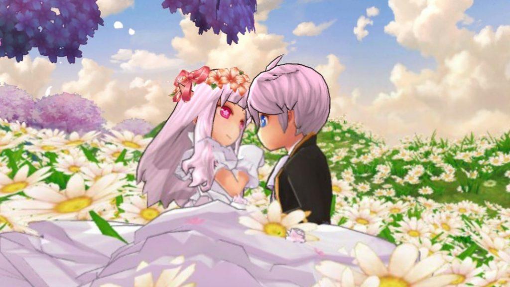 ชุดแต่งงาน ROM Sakura Bride & Sakura Suit