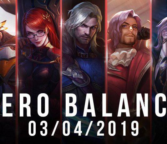 01 Garena RoV Thailand Hero Balance