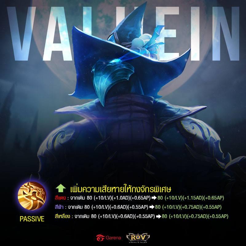 17 Garena RoV Thailand Hero Balance - I3siam | ข่าวไอที