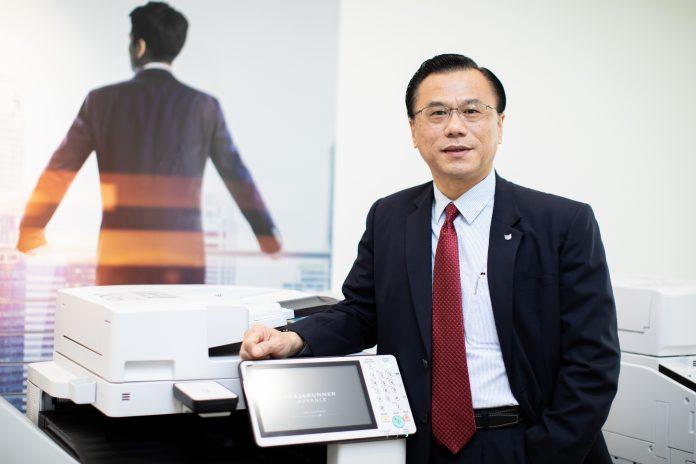 แคนนอนชูระบบการจัดการเอกสาร Therefore Online