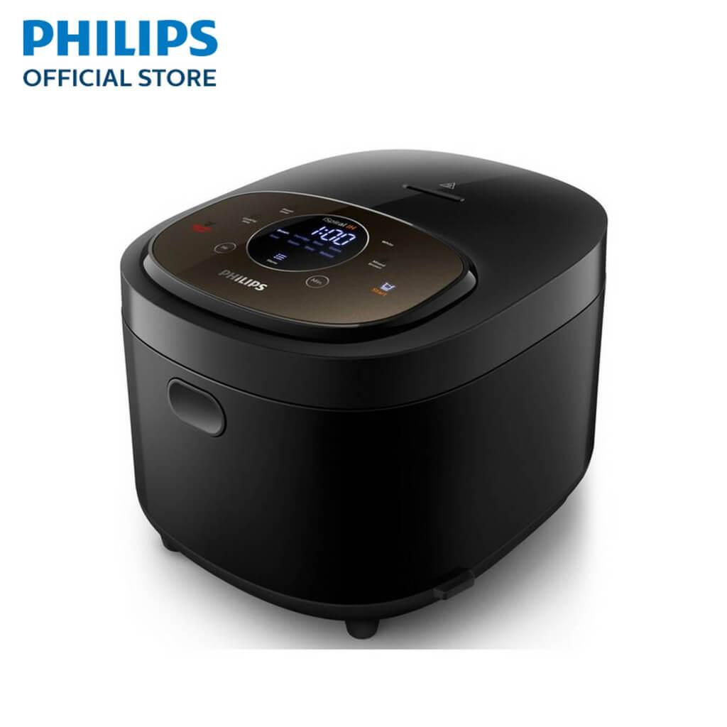 Philips Rice Cooker (Induction Heating) หม้อหุงข้าวระบบ