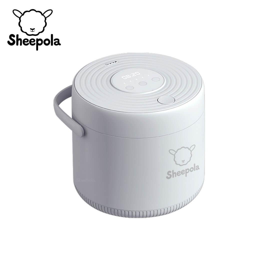SHEEPOLA รุ่น SP-MT1122L หม้อหุงข้าวอัจฉริยะ