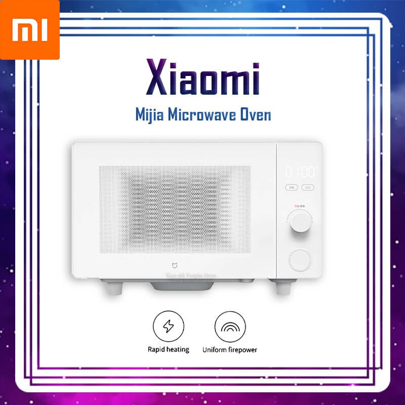 Xiaomi Mijia Microwave Oven - ไมโครเวฟเตาอบ 20L