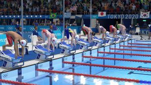 Olympic Game Tokyo 2020 Official Video Game - 1