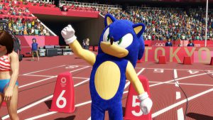 Olympic Game Tokyo 2020 Official Video Game - 2