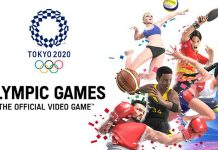 Olympic Game Tokyo 2020 Official Video Game