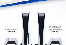 Play Stations 5 Pre-Order Out