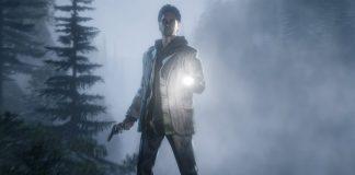 Alan Wake 2 in Coming Soon