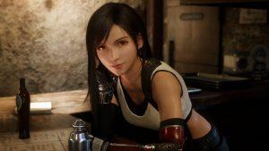 Final Fantasy VII Tifa Lockhart Short Hair