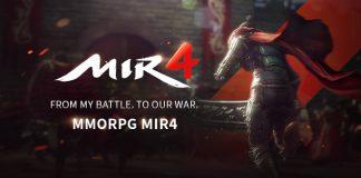 MIR4 Coming Soon